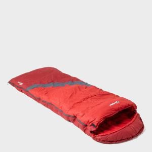 Berghaus Unisex Transition 200C Sleeping Bag, Red