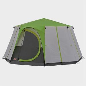 Coleman Cortes Octagon 8 Tent, GRN/GRN