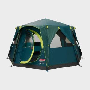 Coleman Octagon Blackout Tent, GRN/GRN