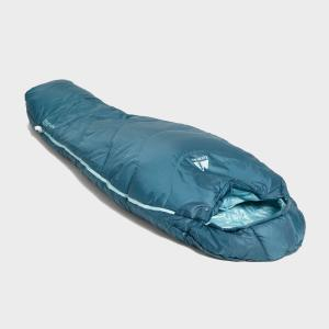 Eurohike Juniors' Adventurer Sleeping Bag, Blue/AQA