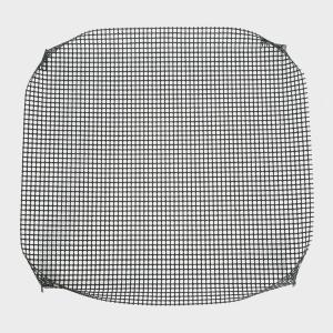HI-GEAR Mesh BBQ Basket, Black/BASKET