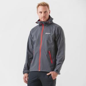 Berghaus Men's Stormcloud Waterproof Jacket - Dark Grey, Dark Grey