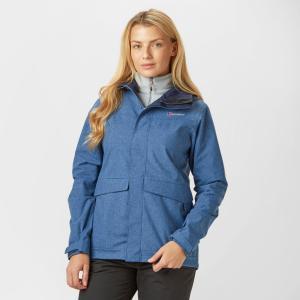 Berghaus Women's Dalemaster Waterproof Jacket - Blue, Blue
