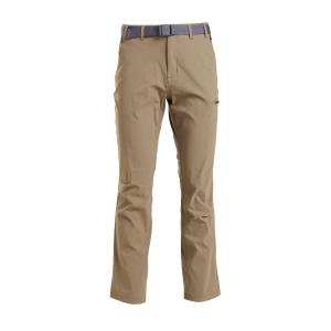 Brasher Men's Stretch Walking Trousers - Khaki/Khk, Khaki/KHK