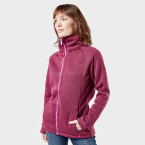 Craghoppers Women's Kaley Fleece Jacket - Pink, Pink