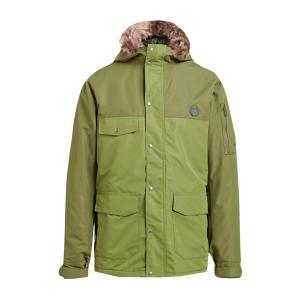 Dare 2B Men's Staunch Jacket - Green/Jacket, Green/JACKET