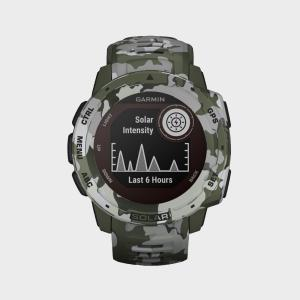 Garmin Instinct Solar Edition Multi-Sport Gps Watch - Multi/Green, Multi/Green