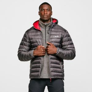 Peter Storm Men's Packlite Alpinist Down Jacket - Grey/Dgy, Grey/DGY