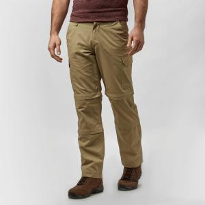 Peter Storm Men's Ramble Ii Double-Zip-Off Trousers - Cream/C, Cream/C