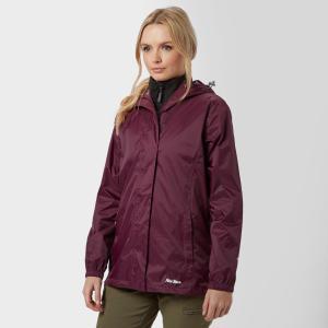 Peter Storm Women's Packable Hooded Jacket - Purple/Plm, Purple/PLM