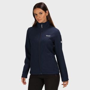 Regatta Women's Carby Softshell Jacket - Navy/Softshell, Navy/SOFTSHELL