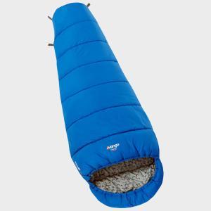 Vango Starlight Junior Sleeping Bag - Blue/Print, Blue/PRINT