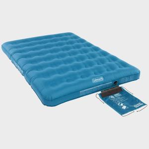 Coleman Extra Durable Double Airbed - Blue/Doub, Blue/DOUB
