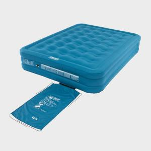 Coleman Extra Durable Raised Double Airbed - Blue/Doub, BLUE/DOUB