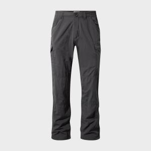 Craghoppers Men's Nosilife Cargo Ii Trousers - Black/Trouser, Black/TROUSER