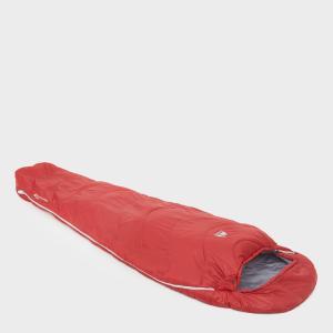 Eurohike Adventurer 200 Sleeping Bag, Red/DRE
