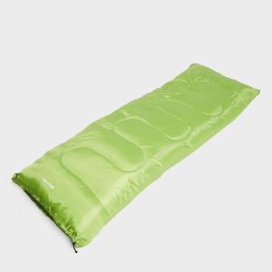 Eurohike Snooze 250 Sleeping Bag, Green/LME