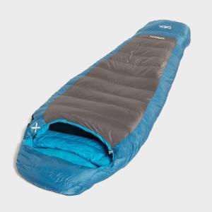 OEX Somnus EV 600 Sleeping Bag, Blue/PTL