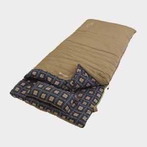 Outwell Snooze Single Sleeping Bag - Brown/Single, BROWN/SINGLE