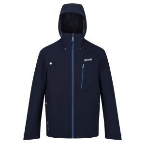 Regatta Men's Birchdale Waterproof Jacket - Blue/Birchdale, Blue/BIRCHDALE