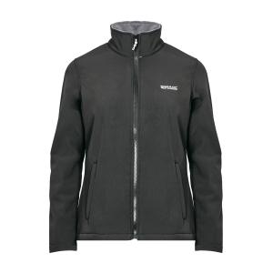 Regatta Women's Connie V Softshell Jacket - Black/Jkt, Black/JKT