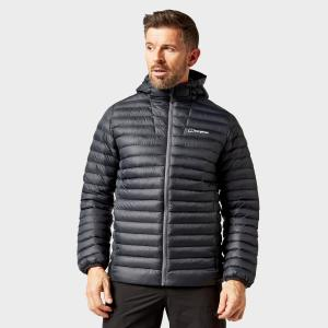 Berghaus Men's Claggan Insulated Jacket - Blk/Blk, BLK/BLK