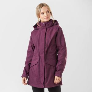 Brasher Women's Grisedale Waterproof Jacket - Purple/Plm, Purple/PLM