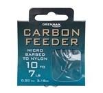 Carbon Feeder Hooks To Nylon