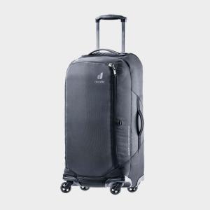 Deuter Aviant Access Movo 60 Wheeled Luggage, Black/Black