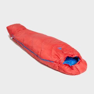 Eurohike Adventurer Youth Sleeping Bag, Red/CHY