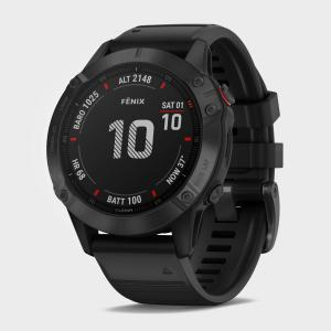 Garmin Fenix 6 Pro Multi-Sport Gps Watch - Black/Blk, Black/BLK