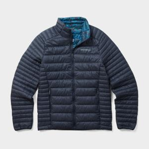 Merrell Men's Ridgevent Thermo Insulated Jacket - Navy/Navy Blue, Navy/Navy Blue