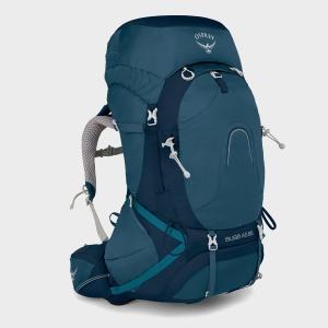 Osprey Women's Aura AG 65 Backpack (Medium), Blue