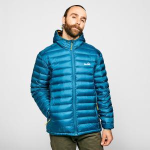 Peter Storm Men's Packlite Alpinist Down Jacket - Blue/Mbl, Blue/MBL