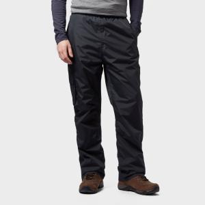 Peter Storm Men's Storm Waterproof Trousers - Black/Blk, Black/BLK