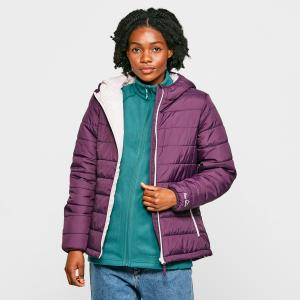 Peter Storm Women's Blisco Hooded Jacket - Purple/Pur, Purple/PUR