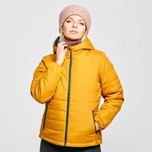 Peter Storm Women's Blisco Hooded Jacket - Yellow/Mustard, Yellow/MUSTARD