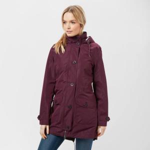 Peter Storm Women's Oakwood Waterproof Jacket - Purple/Plm, Purple/PLM