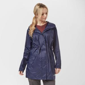 Peter Storm Women's Parka In A Pack Jacket - Navy, Navy