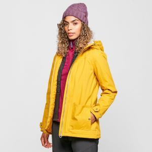 Regatta Women's Bergonia Ii Insulated Jacket - Yellow/Yel, Yellow/YEL