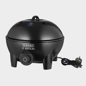 Cadac E-Braai Electric Bbq - Black/Blk, Black/BLK
