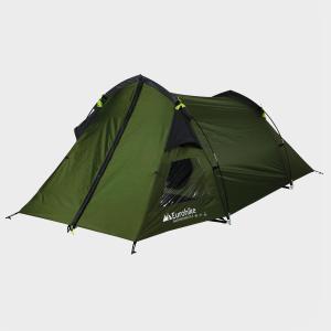 Eurohike Backpacker Deluxe Tent - Khaki/Grn, Khaki/GRN