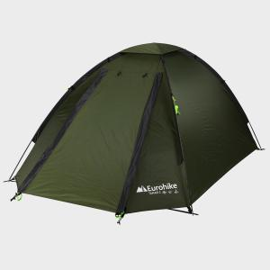 Eurohike Tamar 2 Man Tent - Green/Green, GREEN/GREEN
