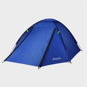 Eurohike Tamar 3 Tent - Blue/Blue, Blue/Blue