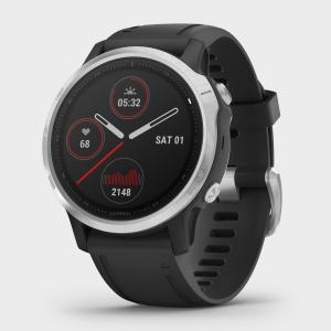 Garmin Fenix 6S Multi-Sport Gps Watch - Black/Blk, Black/BLK