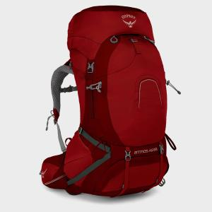Osprey Atmos Ag 65 Litre Rucksack (Large) - Red/Red, RED/RED