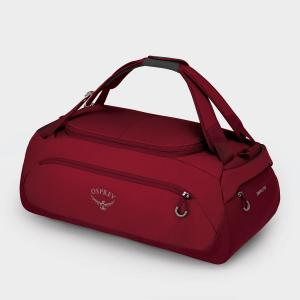 Osprey Daylite Duffel 45L Holdall - Red/Red, Red/Red