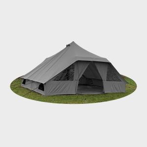 Quest Touareg Bell 10-Person Tent - Grey/Gry, Grey/GRY