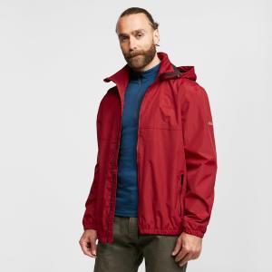 Regatta Men's Ladomir Waterproof Bomber Jacket - Red/Red, RED/RED