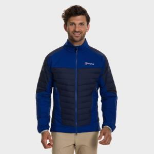 Berghaus Men's Ulvetanna Insulated Jacket - Blue, Blue